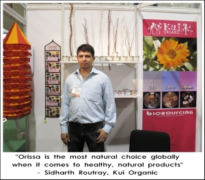 """""""Orissa is the Natural Choice for Organic Products"""""""