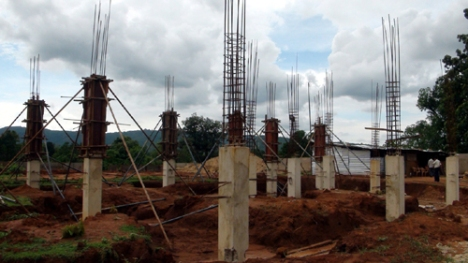 construction on forest land