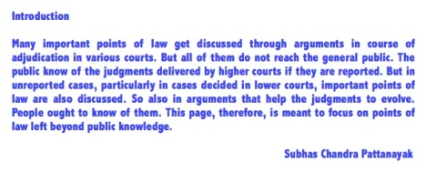 law beyond public knowledge_intro