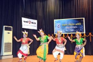 MAHARI DANCE BY CHANDRIKA RANA AND TEAM-1