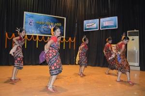 SAMBAPURI DANCE