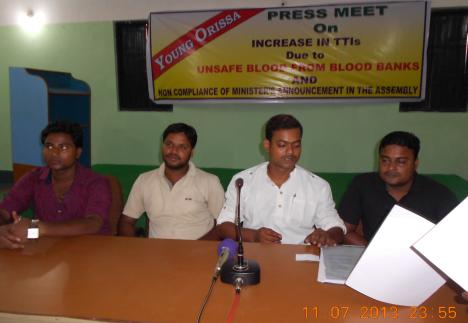 YO Press meet