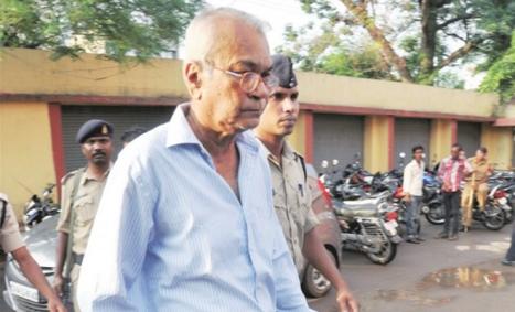 journalist prafulla jha